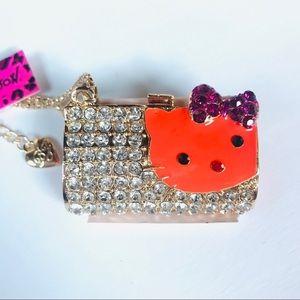 Adorable Hello Kitty Clutch